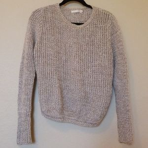 Millau Knit Sweater with High Back Size S